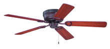 "Craftmade K10778 - Pro Universal Hugger 52"" Ceiling Fan Kit in Oiled Bronze"