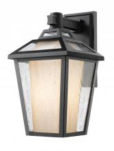 Z-Lite 532S-BK - 1 Light Outdoor Wall Light