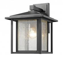 Z-Lite 554B-BK - 1 Light Outdoor