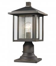 Z-Lite 554PHM-554PM-ORB - 1 Light Outdoor