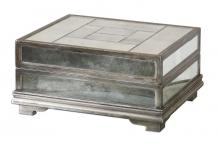 Uttermost 19545 - Uttermost Trory Mirrored Decorative Box