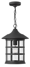 Hinkley 1802BK-LED - OUTDOOR FREEPORT
