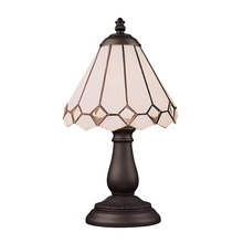 ELK Lighting 080-TB-04 - Mix-N-Match 1 Light Table Lamp In Tiffany Bronze
