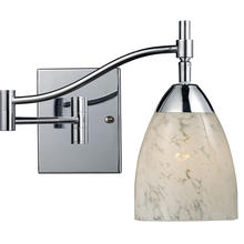 ELK Lighting 10151/1PC-SW - Celina 1 Light Swingarm Wall Sconce In Polished