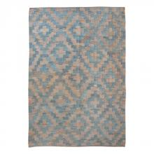 Uttermost 71074-5 - Uttermost Falco Teal 5 X 8 Rug